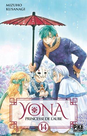 couverture, jaquette Yona, Princesse de l'aube 14  (Pika) Manga