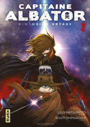 Capitaine Albator : Dimension voyage # 2