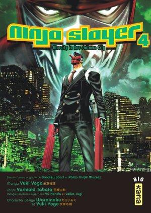 Ninja slayer # 4