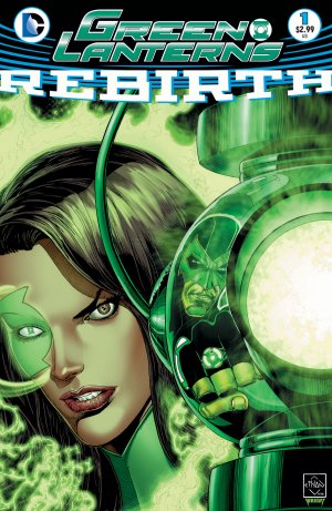 Green Lanterns - Rebirth édition Issues
