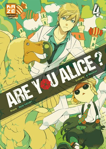 Are You Alice? # 4