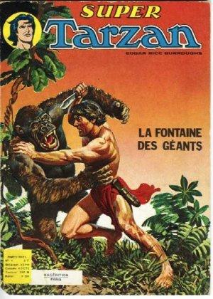 Super Tarzan édition Kiosque (1973 - 1978)