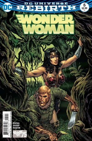 Wonder Woman # 5 Issues V5 - Rebirth (2016 - en cours)