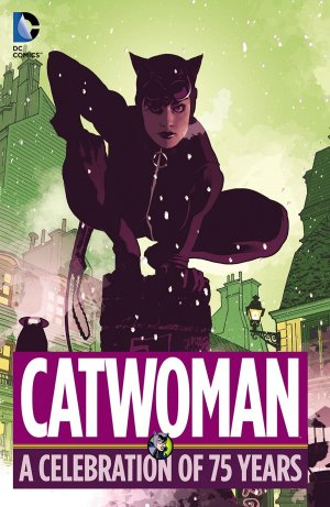 Catwoman - A Celebration of 75 Years édition TPB hardcover (cartonnée)