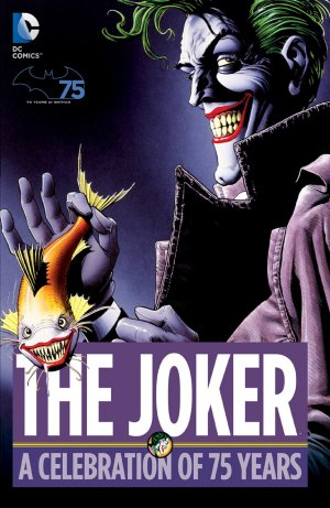 The Joker - A Celebration of 75 Years édition TPB hardcover (cartonnée)