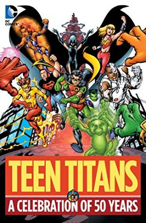 Teen Titans - A Celebration of 50 Years édition TPB hardcover (cartonnée)