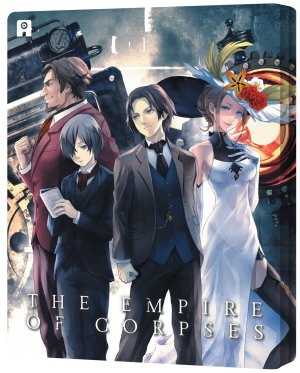 The Empire of Corpses édition Combo DVD/Blu-ray collector