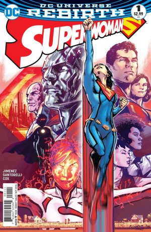 Superwoman édition Issues V1 (2016 - 2018)