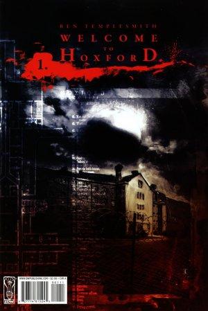 Bienvenue à Hoxford édition Issues