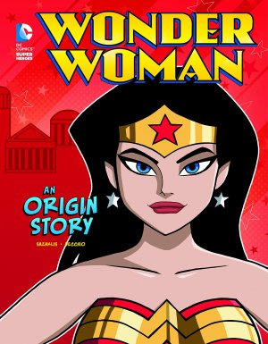 Wonder Woman - An Origin Story édition Softcover (souple)