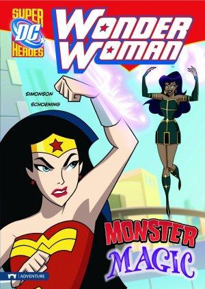 Wonder Woman - Monster Magic édition Softcover (souple)