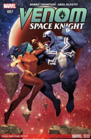 Venom - Agent du cosmos # 7 Issues (2015 - 2016)