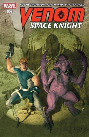 Venom - Agent du cosmos # 8 Issues (2015 - 2016)