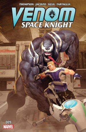 Venom - Agent du cosmos # 9 Issues (2015 - 2016)