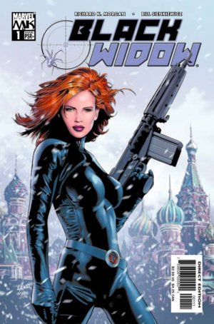 Black Widow # 1 Issues V3 (2004 - 2005)