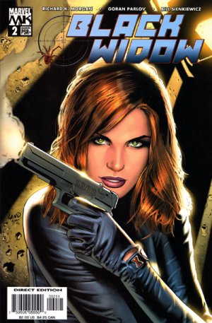 Black Widow # 2 Issues V3 (2004 - 2005)