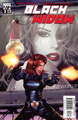 Black Widow # 3 Issues V3 (2004 - 2005)