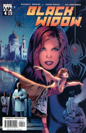 Black Widow # 4 Issues V3 (2004 - 2005)