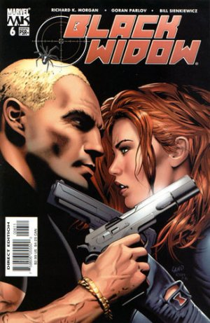 Black Widow # 6 Issues V3 (2004 - 2005)