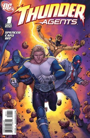 T.H.U.N.D.E.R. Agents édition Issues V3 (2011)