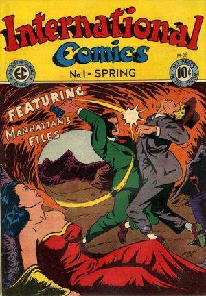 International Comics édition Issues
