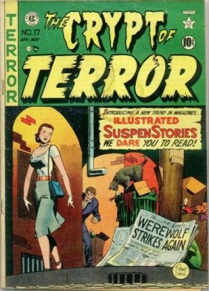 The Crypt of Terror édition Issues