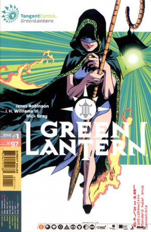 Tangent Comics / Green Lantern édition Issues