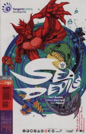 Tangent Comics / Sea Devils édition Issues