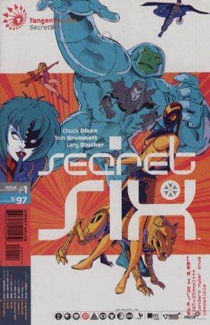Tangent Comics / Secret Six édition Issues
