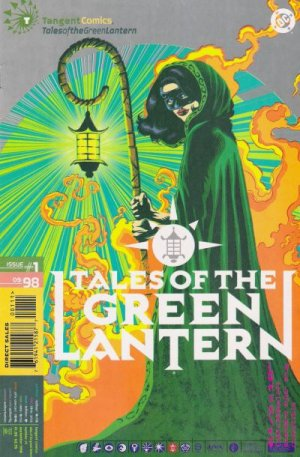 Tangent Comics / Tales of the Green Lantern édition Issues