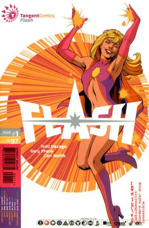Tangent Comics / Flash édition Issues