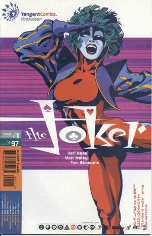 Tangent Comics / The Joker édition Issues