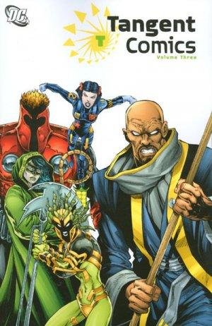 Tangent Comics / The Joker's Wild! # 3 TPB softcover (souple)
