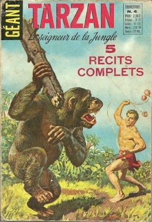 Tarzan Géant 4