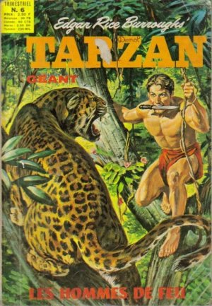 Tarzan Géant 6