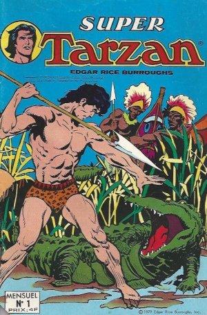 Super Tarzan édition Kiosque (1979 - 1985)