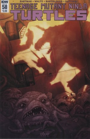 Les Tortues Ninja # 58 Issues V5 (2011 - ongoing)