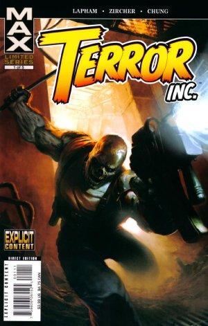 Terror Inc. # 1 Issues (2007 - 2008)