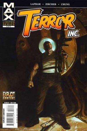 Terror Inc. # 3 Issues (2007 - 2008)