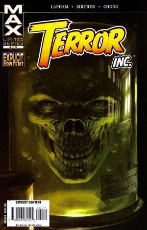 Terror Inc. # 4 Issues (2007 - 2008)