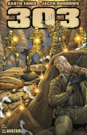 303 # 2 Issues (2004 - 2005)