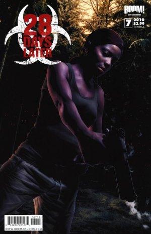 couverture, jaquette 28 Jours Plus Tard 7 Issues (2009 - 2011) (Boom! Studios)