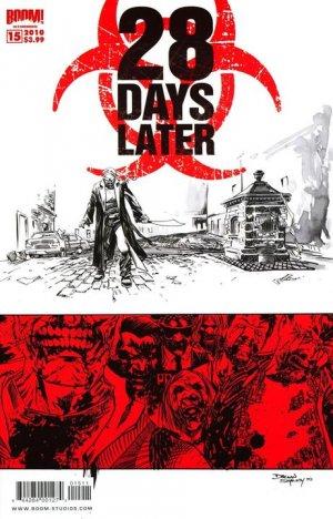 couverture, jaquette 28 Jours Plus Tard 15 Issues (2009 - 2011) (Boom! Studios)
