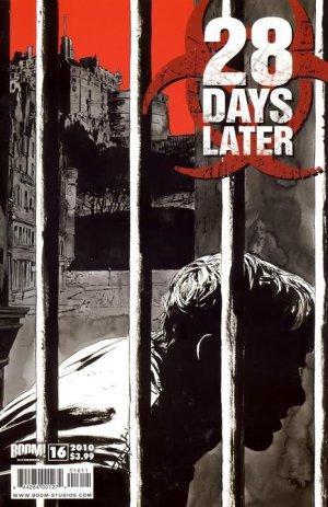 couverture, jaquette 28 Jours Plus Tard 16 Issues (2009 - 2011) (Boom! Studios)