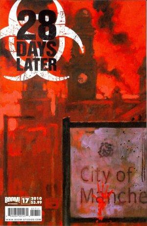 couverture, jaquette 28 Jours Plus Tard 17 Issues (2009 - 2011) (Boom! Studios)