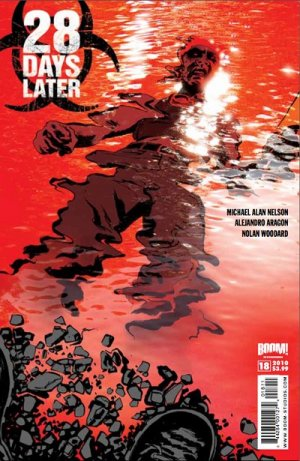 couverture, jaquette 28 Jours Plus Tard 18 Issues (2009 - 2011) (Boom! Studios)