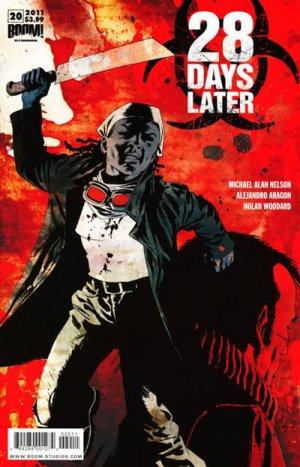 couverture, jaquette 28 Jours Plus Tard 20 Issues (2009 - 2011) (Boom! Studios)