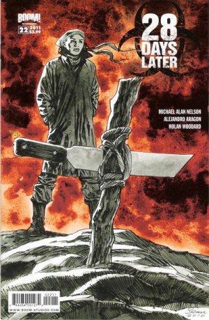 couverture, jaquette 28 Jours Plus Tard 22 Issues (2009 - 2011) (Boom! Studios)