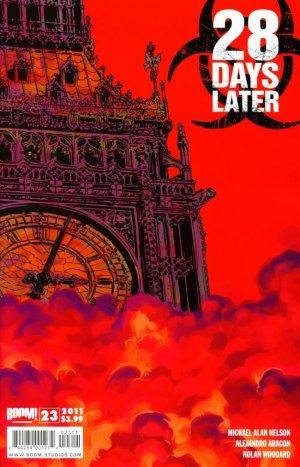 couverture, jaquette 28 Jours Plus Tard 23 Issues (2009 - 2011) (Boom! Studios)