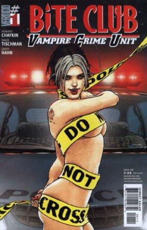Bite Club - Vampire Crime Unit édition Issues